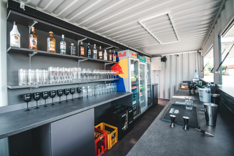 Barcontainer
