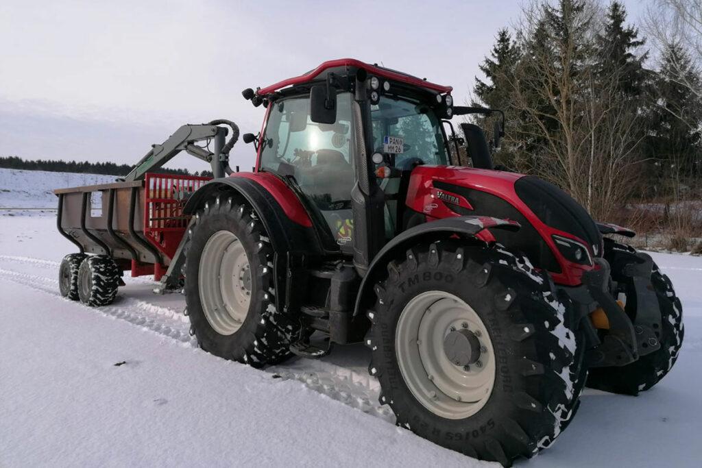 Valtra-Traktor